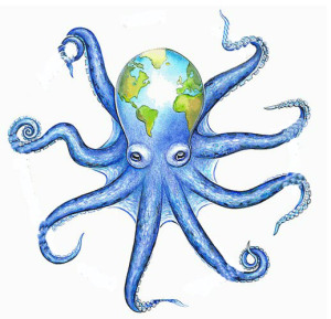 octopusglobe